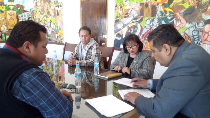 Inició proceso de entrega-recepción en Tzompantepec