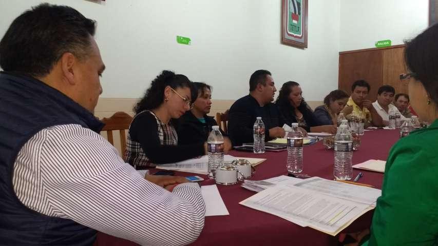 Ratifican Secretaría del Ayuntamiento de Tetla de Solidaridad