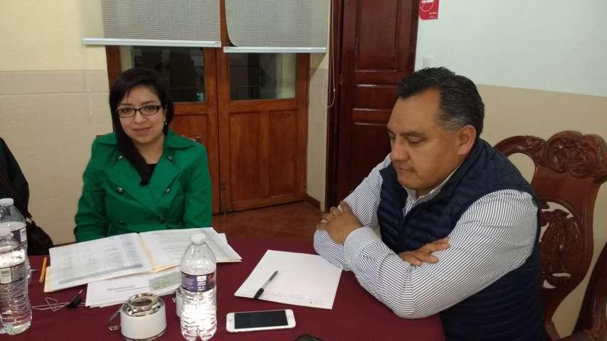 Se realizó la conformación de las comisiones de regidores en Tetla de la Solidaridad