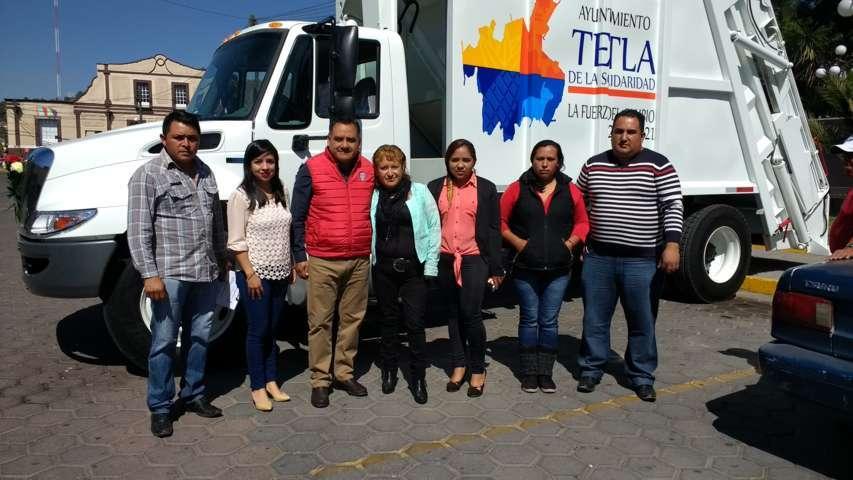 Atención a los servicios básicos, prioridad en Tetla de la Solidaridad
