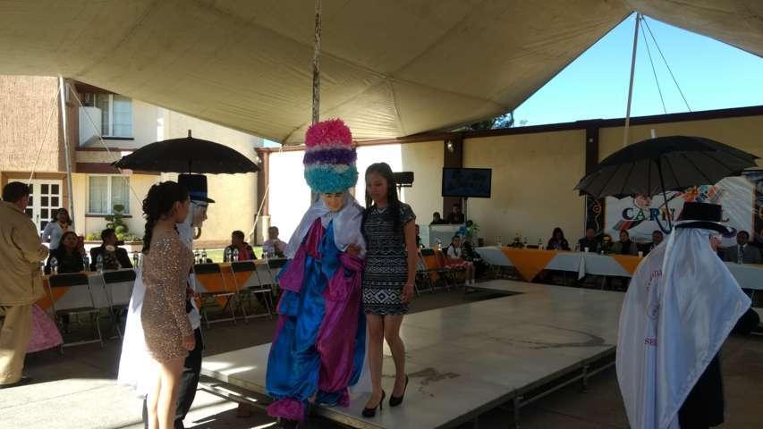 Se preparan camadas de Contla para Carnaval 2017