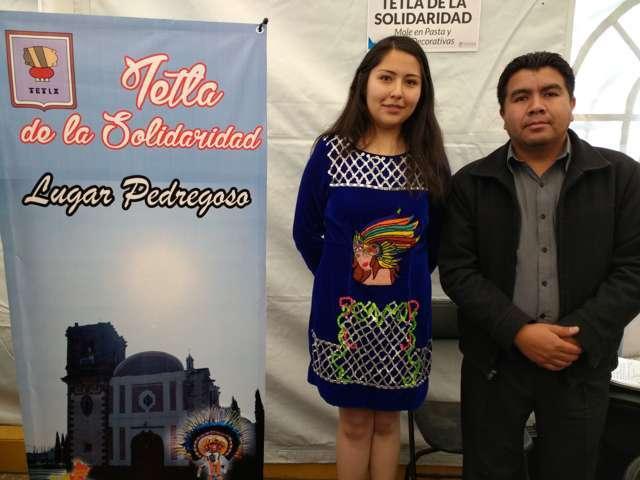 Tetla de la Solidaridad participa en Expo Produce