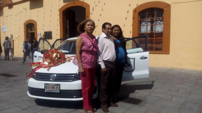 Santa Cruz Tlaxcala dispone de Unidad para Traslados con Pacientes Especiales
