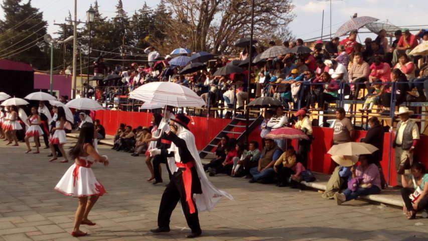 Arraigo cultural y familiar en el Carnaval Santa Cruz Tlaxcala 2017