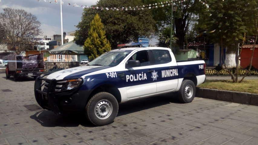 Redoblan vigilancia en Santa Cruz Tlaxcala