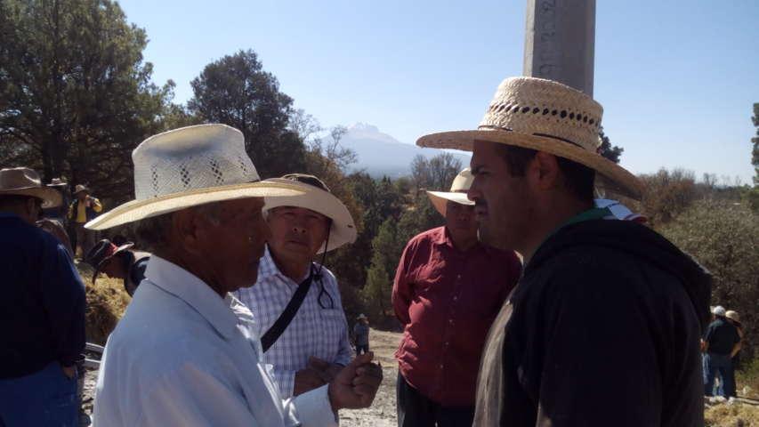 Cumple objetivos programa de gobierno en Santa Cruz Tlaxcala