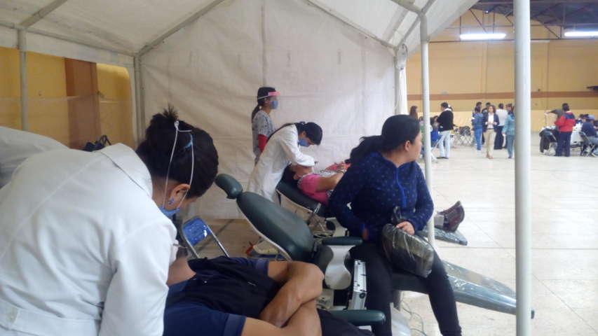 Jornadas de Salud lograron meta de atención en Santa Cruz Tlaxcala