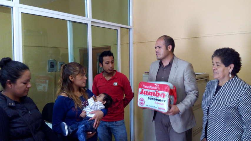 """""""Abrigando una Sonrisa"""" beneficiará a recién nacidos de Santa Cruz Tlaxcala"""