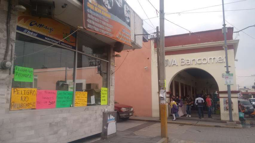 """Es Calpulalpan """"Ciudad sin Ley"""": Pobladores"""