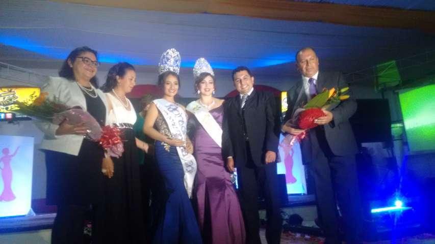 """Abril I"" nueva Reina de Feria San Antonio Calpulalpan 2017"
