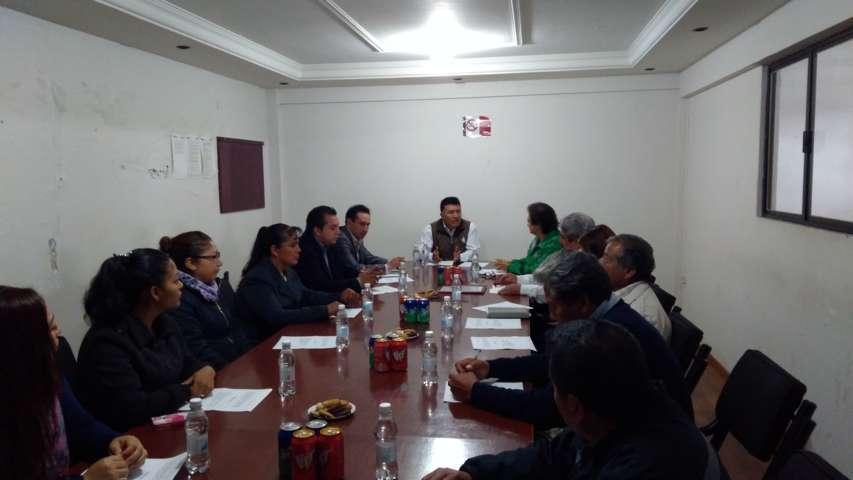 Certifica Coeprist al Ayto. de Tocatlán como espacio libre de humo de tabaco