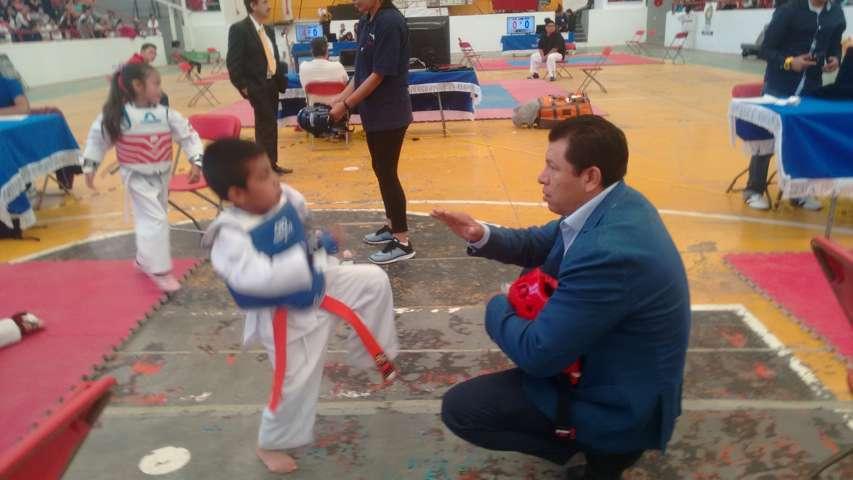 Calpulalpan: Rebasa expectativas XVIII torneo de Tae Kwon Do | e ...