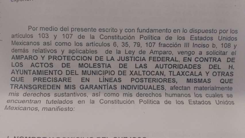 Por revanchismo político, alcalde de Xaltocan encierra a familia