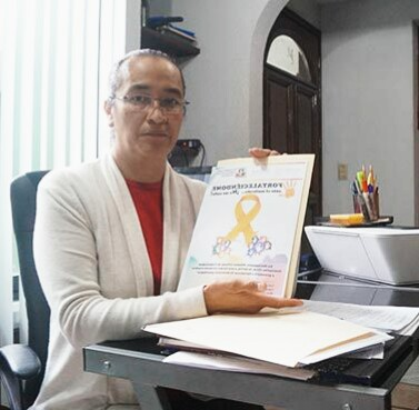 Proyecta A.C. Calpulalpense erradicar violencia hacia la mujer