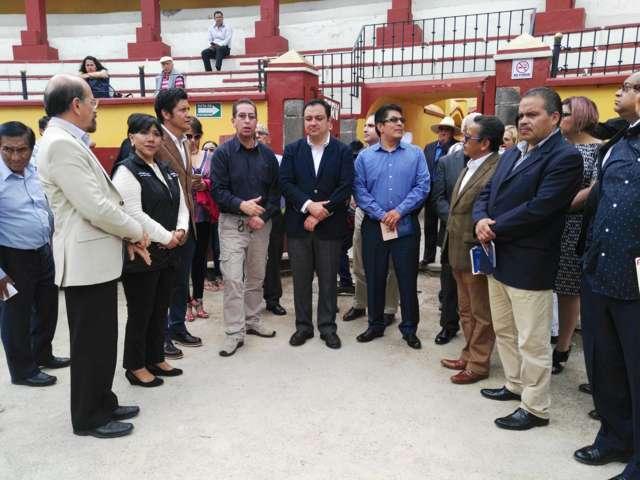 Recibe Tlaxcala muestra fotográfica de Xalapa en intercambio turístico