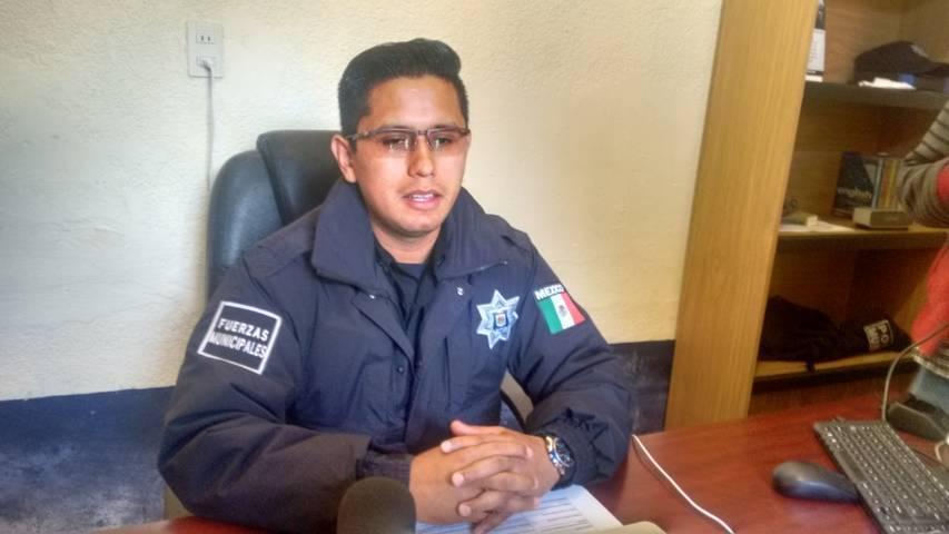 82% de la policía municipal Calpulalpan tiene certificación, el resto en evaluación