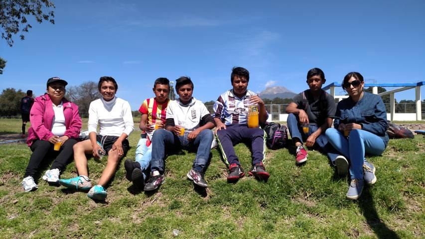 El SMDIF de Zitlaltepec fomenta el deporte entre jóvenes con torneo de futbol