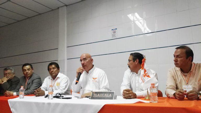 Coalición con partidos pero también con la sociedad civil: Dante Delgado