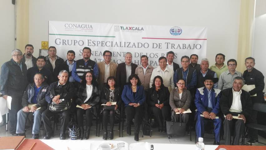 Plantean mecanismos para sanear cuenca de ríos Zahuapan-Atoyac