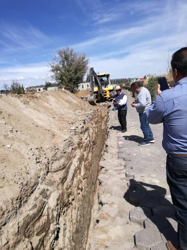 Con obras mejoramos la infraestructura deportiva del municipio: Carin Molina