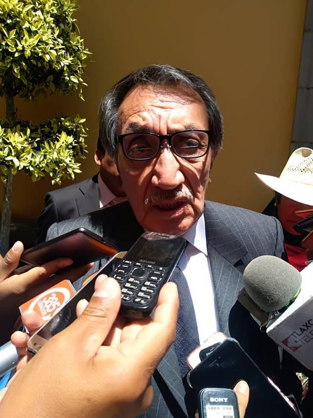 Caballero Yonca seguirá siendo presidente municipal de Ixtenco:SEGOB