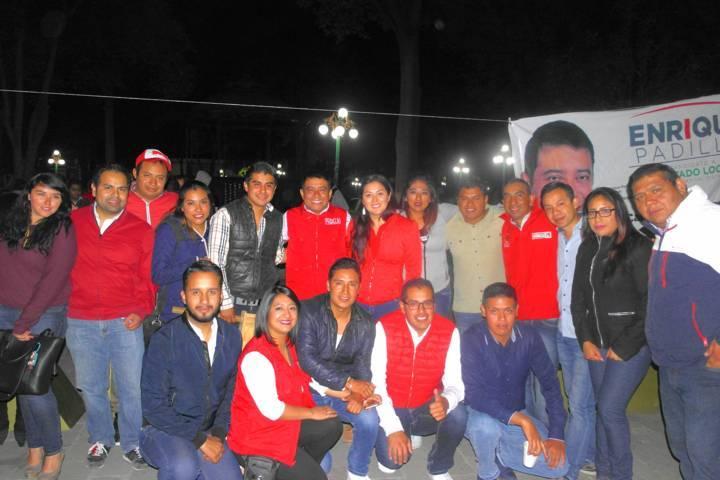 No podemos perder un minuto en favor de Tlaxcala: Enrique Padilla
