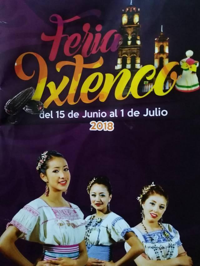 Esperan más de 200 mil visitantes en la Feria de Ixtenco 2018