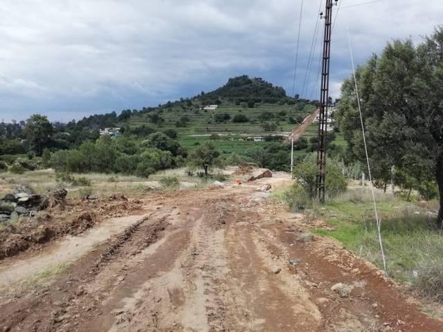 Alcalde mejora la vialidad entre San Andrés y San Salvador