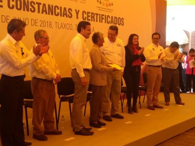 Reduce en Tlaxcala el rezago educativo 2.8 por ciento