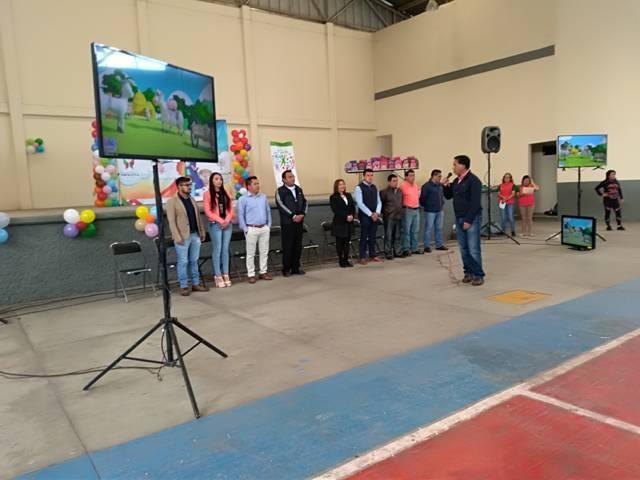 Alcalde de Papalotla clausura curso de verano
