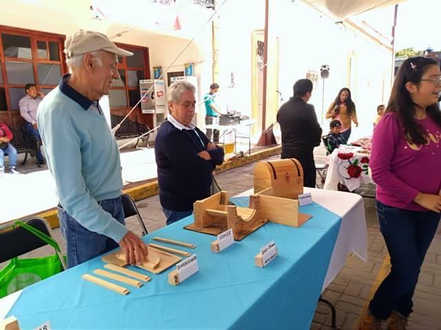 Realizan 1er concurso de artesano en Papalotla