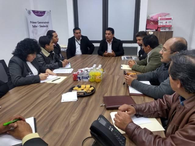 Inicia Garrido la Primer mesa de trabajo para resolver conflictos de límites territoriales