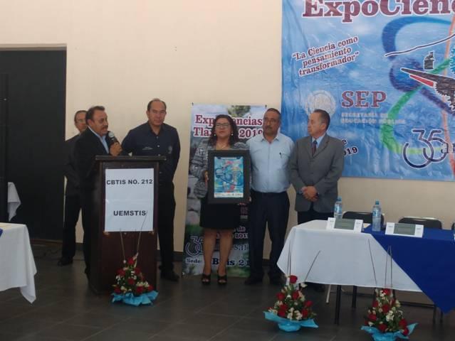 CBTIS 212 convoca a Expociencias Tlaxcala 2019