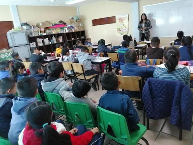 Cierra Chiautempan ciclo escolar con conferencias en el 50% de sus escuelas