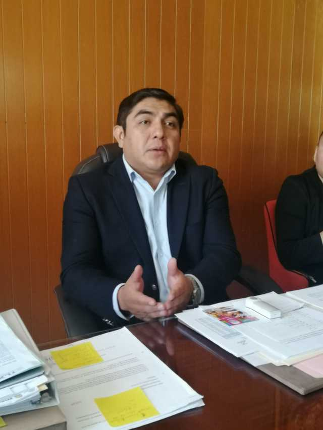 Transparencia e imparcialidad en acreditación de predios: Giovanni Pérez