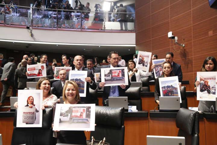 Condena Minerva Hernández Fraude de Morena en elección de Presidente de CNDH