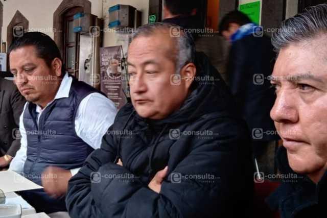 CETP se deslinda de Indalecio Saucedo, pugnan por la civilidad