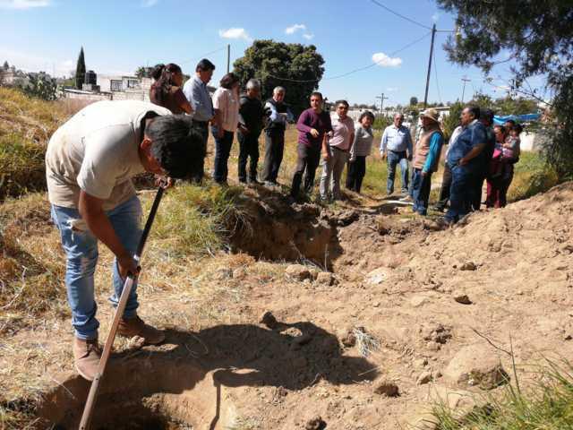 Acuerdan en Totolac proyecto integral de obra para vecinos de Zaragoza