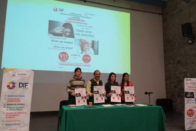 Lanzan en Zacatelco campaña de denuncia contra violencia