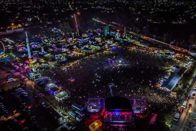 Concluye con éxito y saldo blanco la Feria de Zacatelco 2020