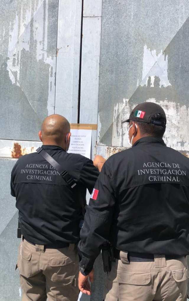 PFM en Tlaxcala cumplimenta orden de cateo en Panotla