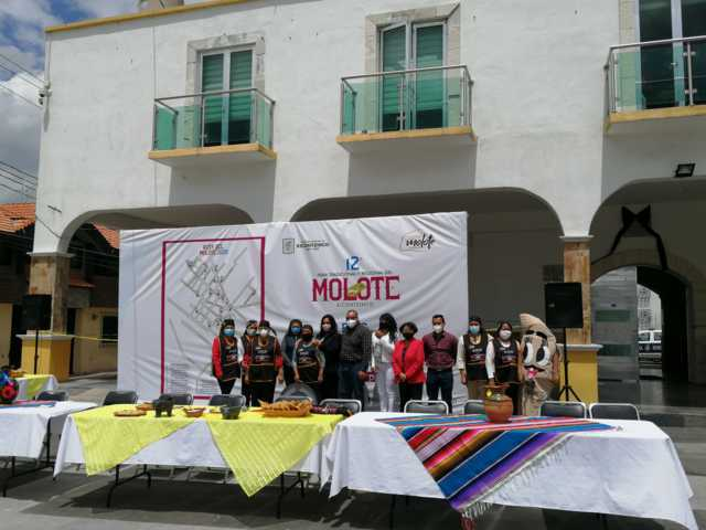 Xicohtzinco es el único facultado para realizar la Feria del Molote: Badillo