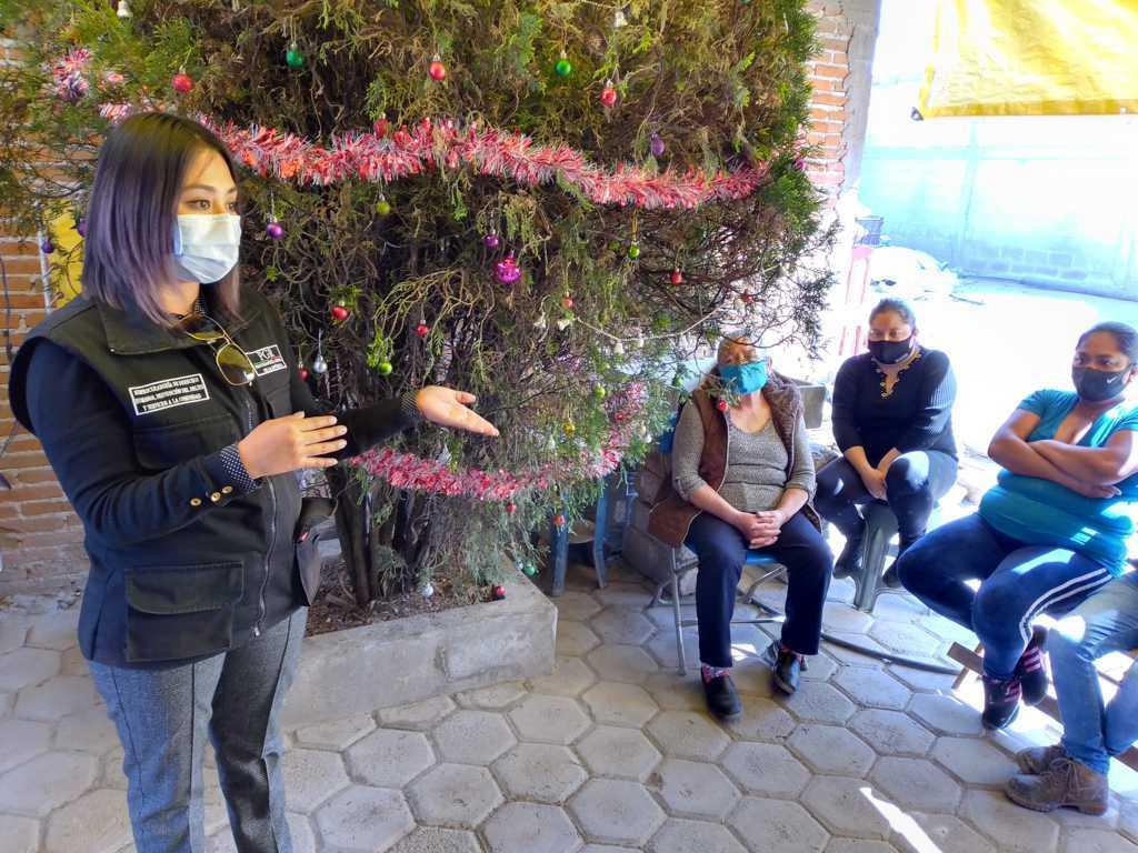 Realiza la FGR en Tlaxcala jornada informativa sobre delitos federales