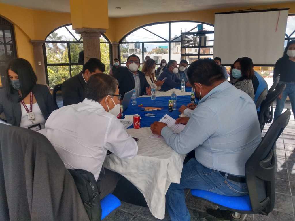 Se instala formalmente la Comisión de entrega-recepción en Tepetitla