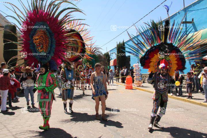 Estas fiestas carnavalescas son para disfrutarse en grande: Sánchez Amador