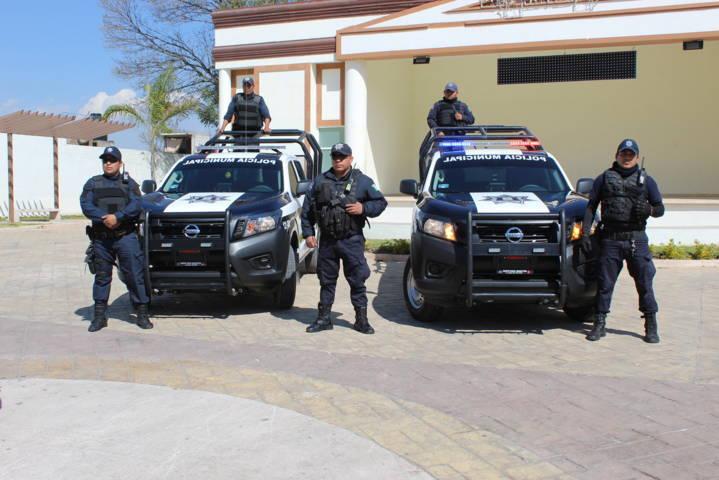 El 40 % del cuerpo policiaco de Lardizábal está debidamente acreditado