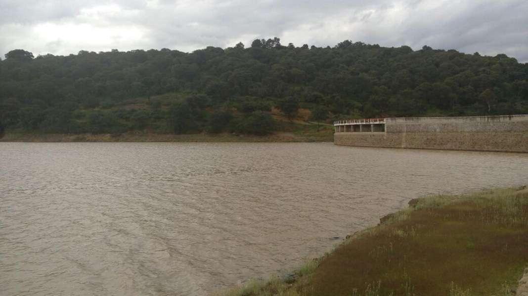 Estable nivel de agua en presa de Ixtacuixtla