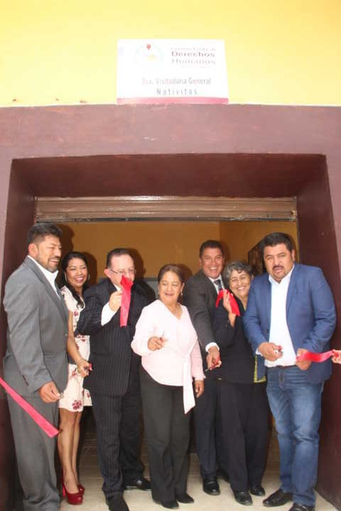 Ayuntamiento y la CEDH abrieron la 8va visitaduria que atenderá 6 municipios