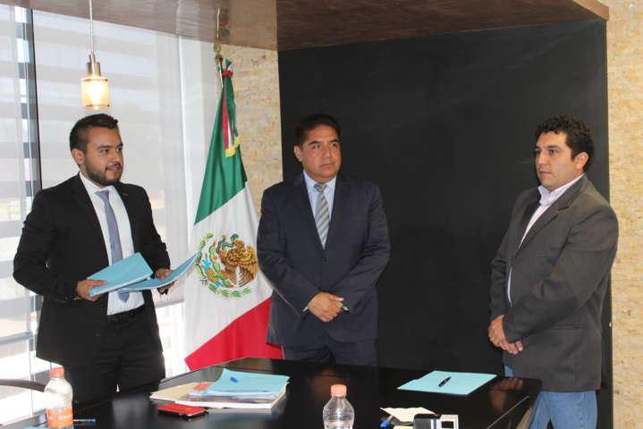 Formalizan proceso de entrega-recepción en la administración municipal
