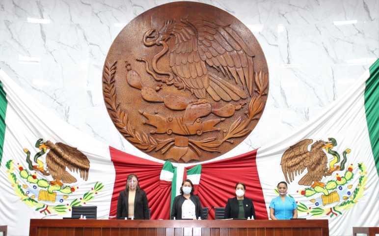 Clausura comisión permanente trabajos del segundo periodo de receso del segundo año de la LXIII Legislatura
